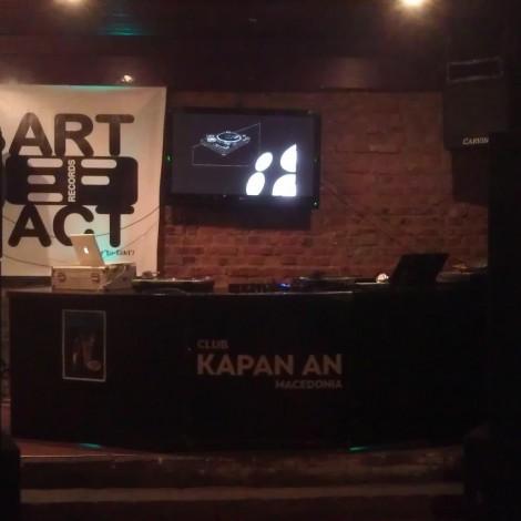 Artefact Is 2 @ Kapan An