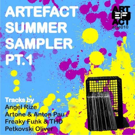 Artefact Summer Sampler Pt.1 (arte010)