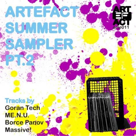 Artefact Summer Sampler Pt.2 (arte011)