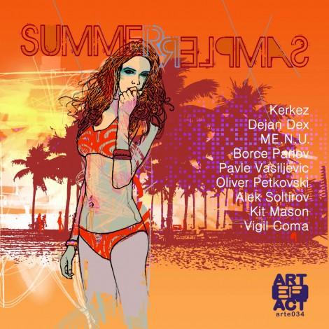 Summer Sampler (arte034)