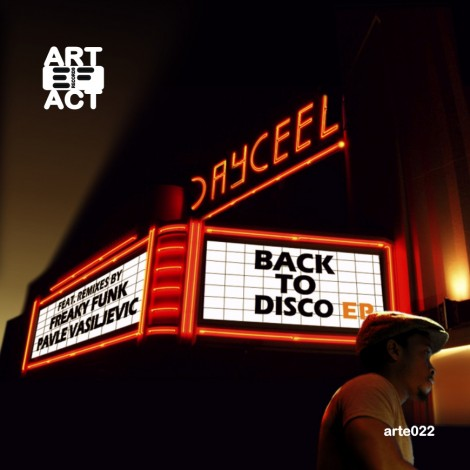 Back To Disco (arte022)