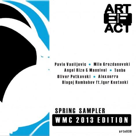 Spring Sampler – WMC 2013 Edition (arte030)
