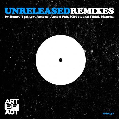 Unreleased Remixes (arte037)