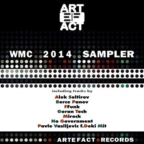 WMC 2014 Sampler (arte040)