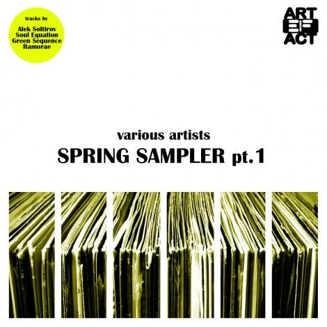 Spring Sampler Pt.1 (arte046)