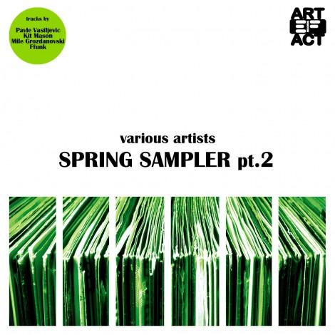 Spring Sampler Pt.2 (arte047)