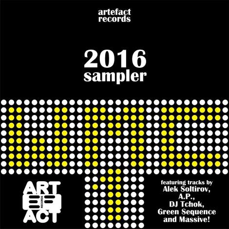 WMC 2016 Sampler, Pt.1 (arte051)
