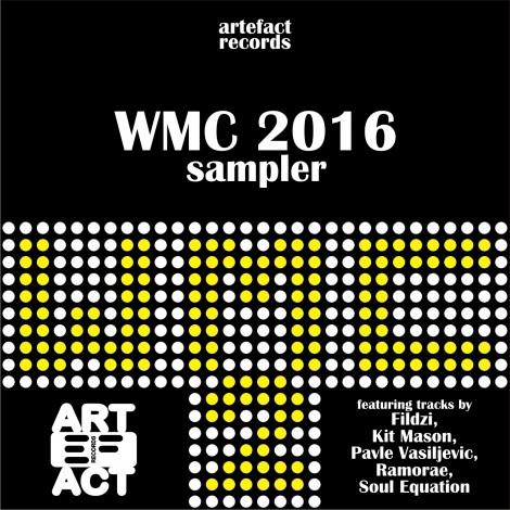 WMC 2016 Sampler, Pt.2 (arte052)